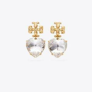 Nwot Tory Burch Roxanne Earrings